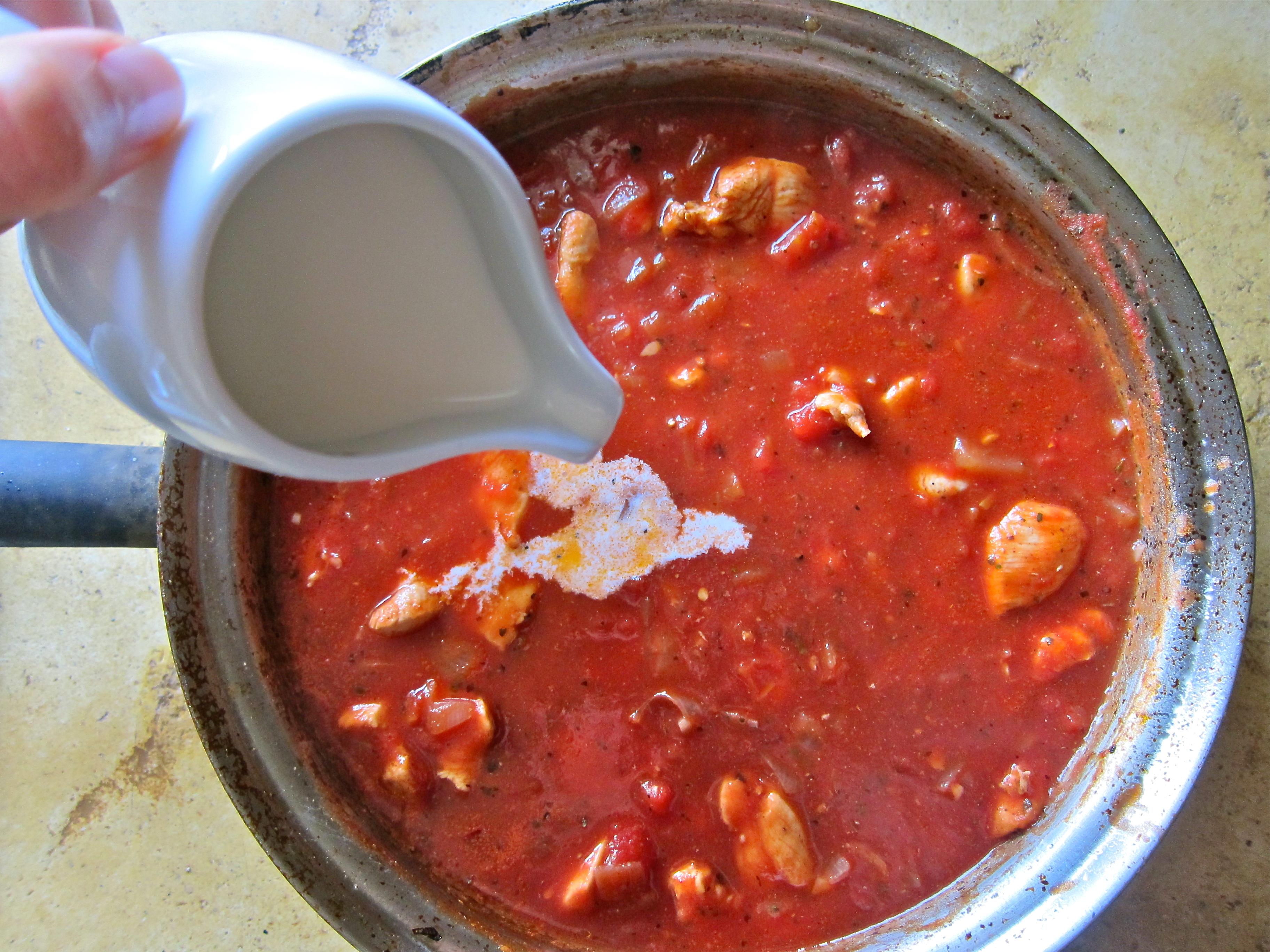 Подлива для котлет без томатной пасты рецепт пошагово