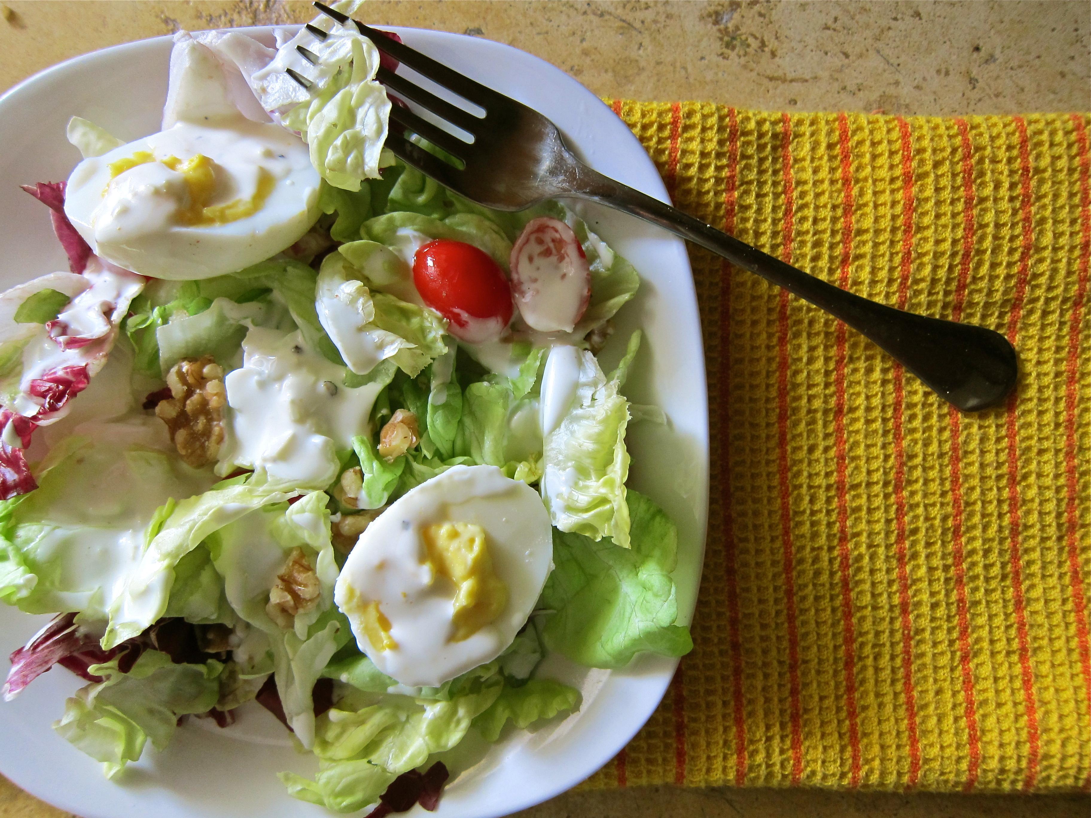 Deviled Egg Salad | Pretty Yummy Foods