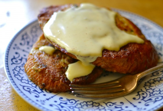 Recipe: Savory French toast