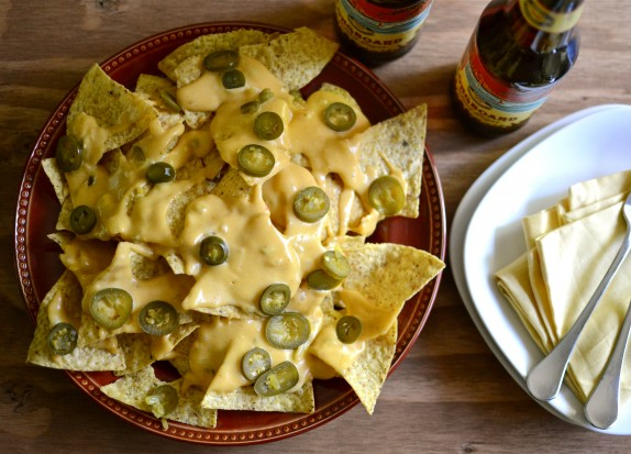 Recipe: Spicy nacho cheese