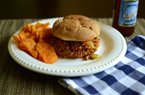 Recipe: Sloppy Joes