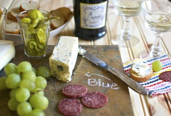 Antipasto Cheese Platter