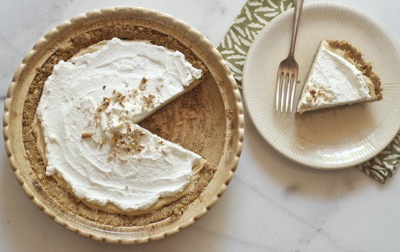 Recipe: Frozen peanut butter pie