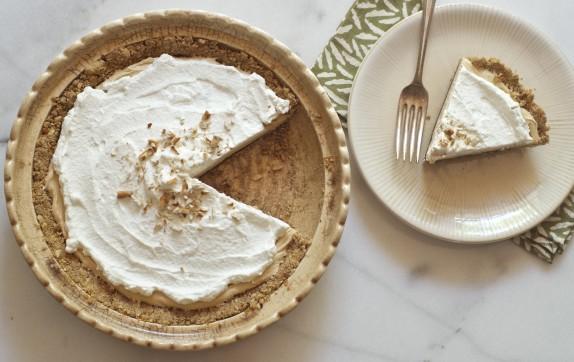 Recipe: Frozen peanut butter pie
